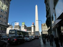 Der Obelisk von Buenos Aires