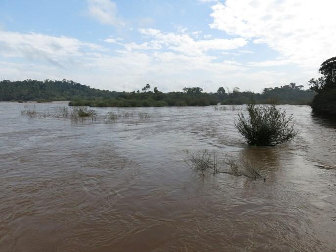 Der Rio Paraná