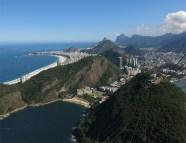 links liegt die Copacabana