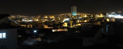 Sucre bei Nacht