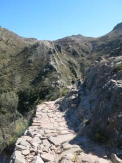 """Der """"Inka-Trail"""""""