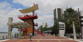 Die Promenade von Guayaquill