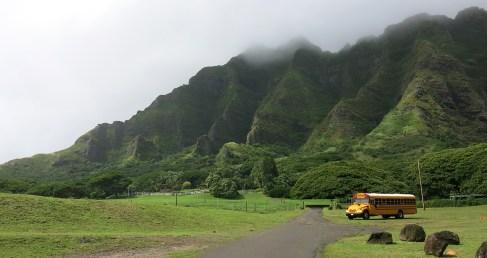 In diesem Valley wurden Lost und Godzilla gedreht!