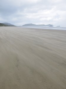 Sand-Peeling ;-)