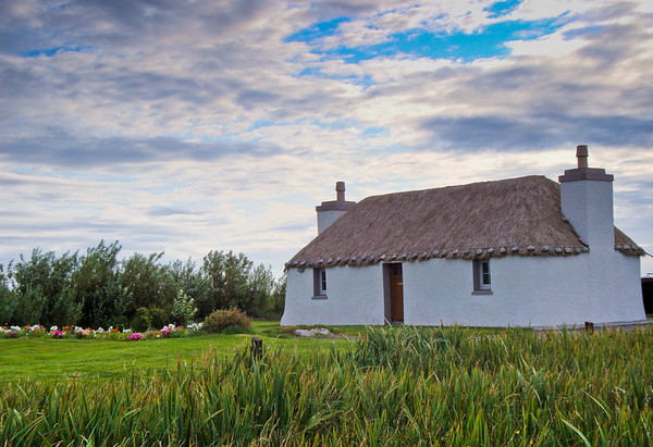 Traditional Hebrides Housing (fully modernized)