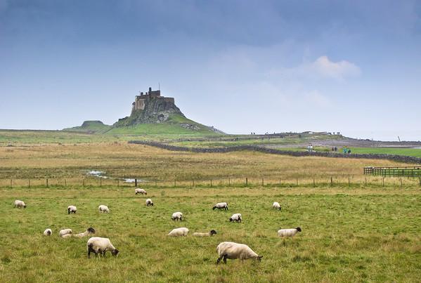 Lindsfarne Castle