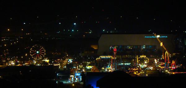 Night Carnaval Corpus Christi