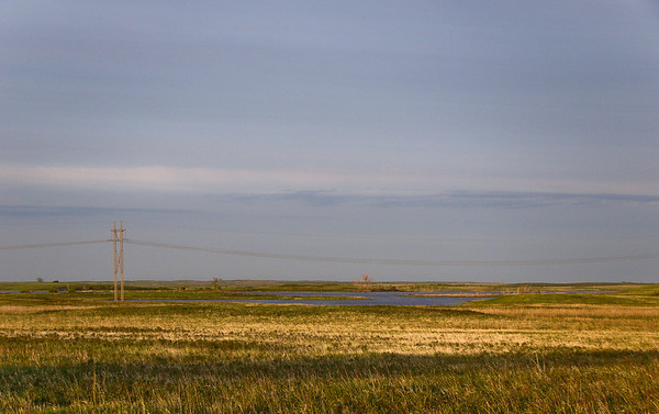 Prairie Pothole Dawn
