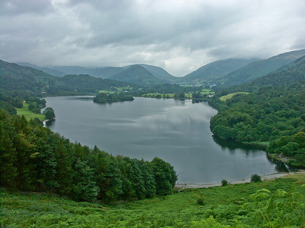 Grasmere from a Turner Overlook