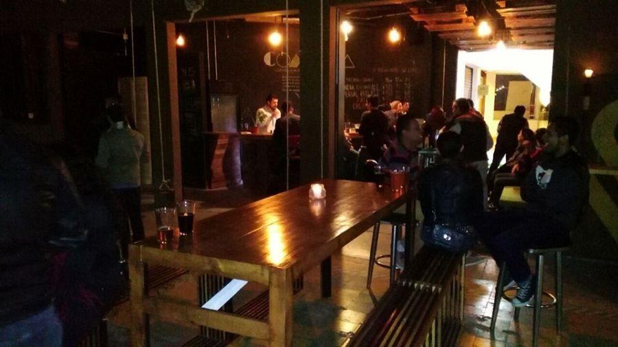 Comuna Cervecería Multiforo