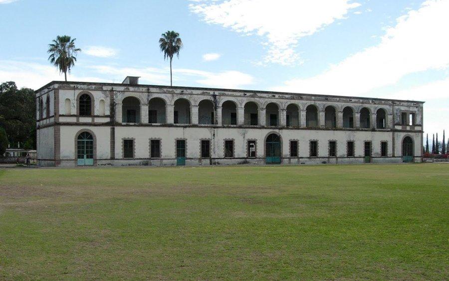 Ex Hacienda de Chinameca, Morelos