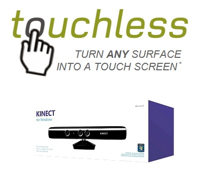 Touchless Touch - нека училищната дъска стане тъч екран (2/2)