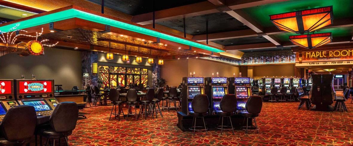 jouer aux machines a sous au casino