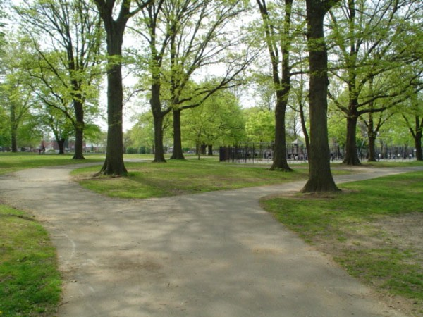 The meaning and symbolism of the word - «Park»