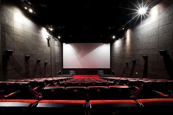โรงภาพยนตร์ 4DX