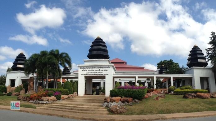 พิพิธภัณฑ์ไม้กลายเป็นหิน จังหวัดนครราชสีมา