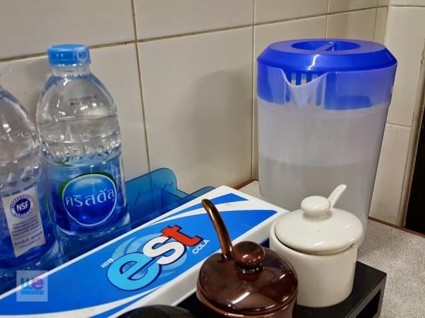 มีน้ำเปล่าฟรีจ้า