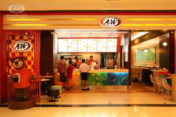 ร้าน A&W