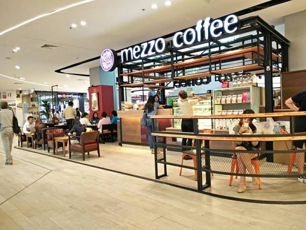 ร้าน Mezzo