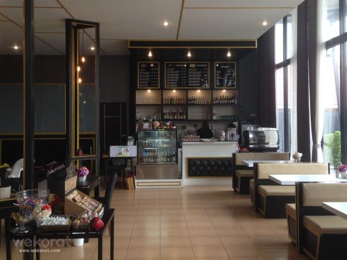 ร้าน Prompt Cafe'