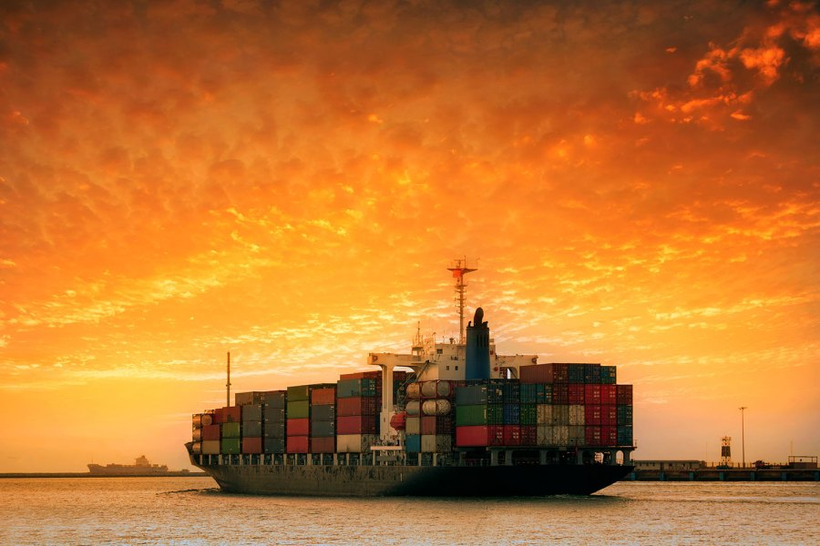 Sea Freight     World Express Logistics Sea Freight