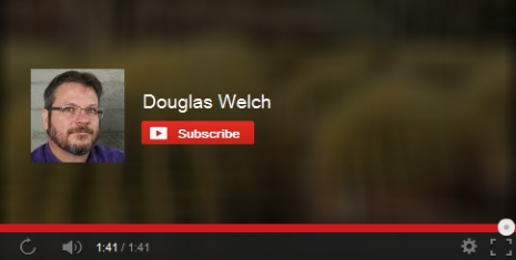 Video Content Douglas E Welch