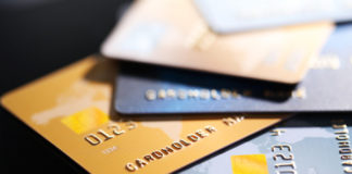 EC cards and credit cards
