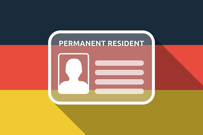 Image result for german permanent residence