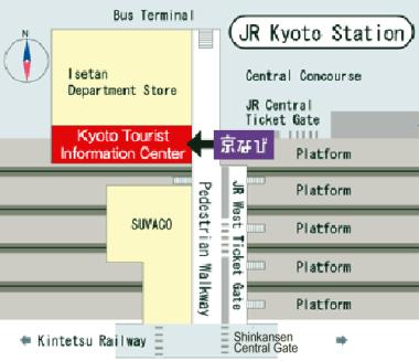 KyoNavi-Map