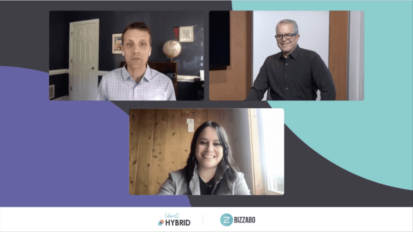 Hybrid think tank  - hybrid event takeaways 2021