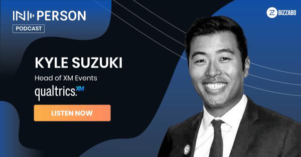in person podcast kyle suzuki - hybrid event takeaways 2021
