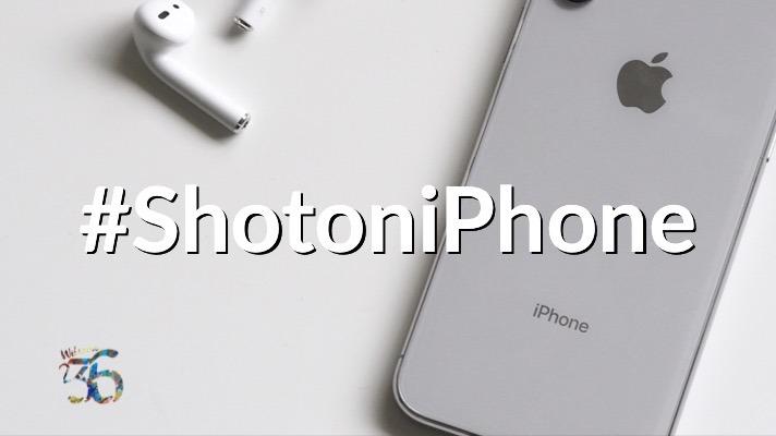 #shotoniphone