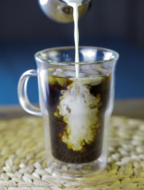 Cold Brew Coffee from Welcome2OurTable.com