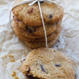 Chocolate Chip Macadamia Cookies