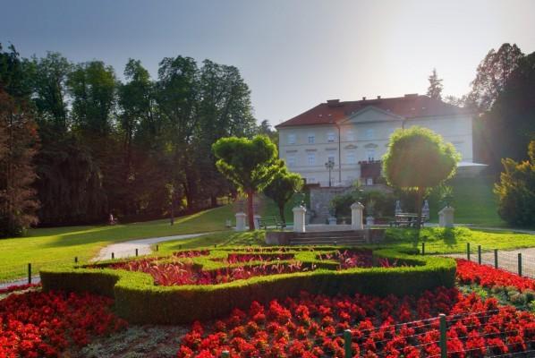 Достопримечательности Любляны - Парк Тиволи