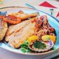 Рыбный ресторан Пиран Словения