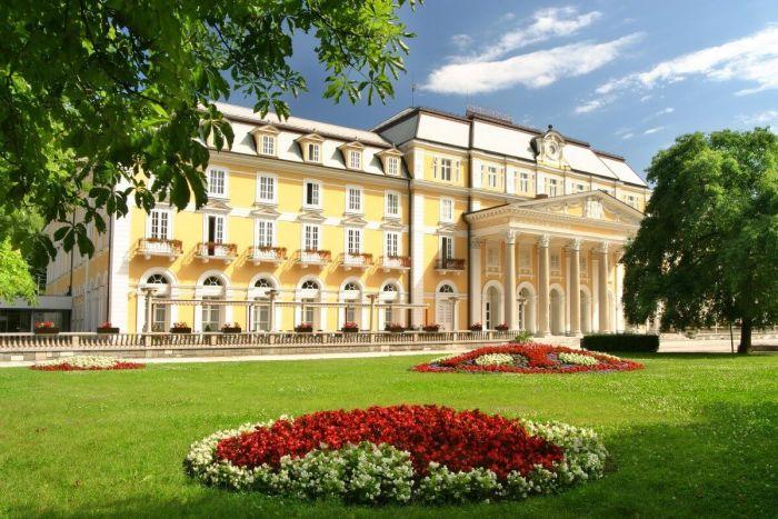 Отель Рогашка Слатина