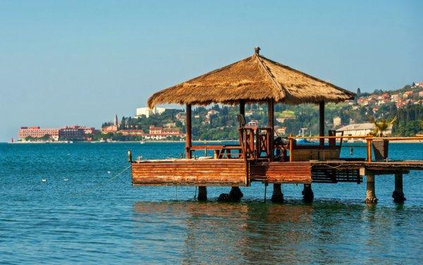 Отдых в Портороже Словения