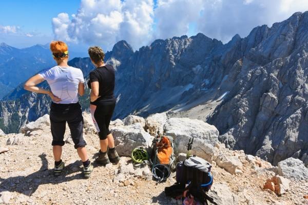 Летний туризм в Краньска Гора Словения