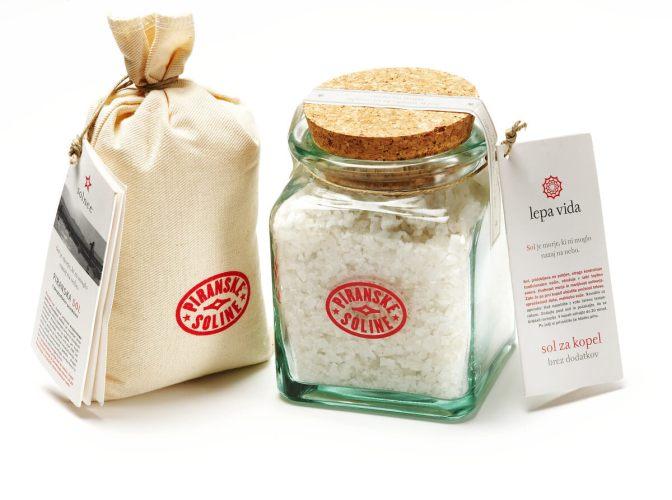 Купить в Словении - Пиранская соль