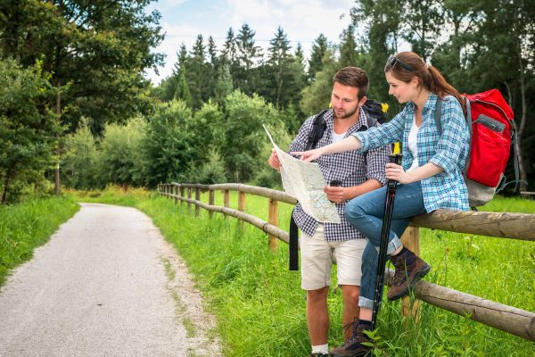 Горы Словении - маршруты для пешего туризма