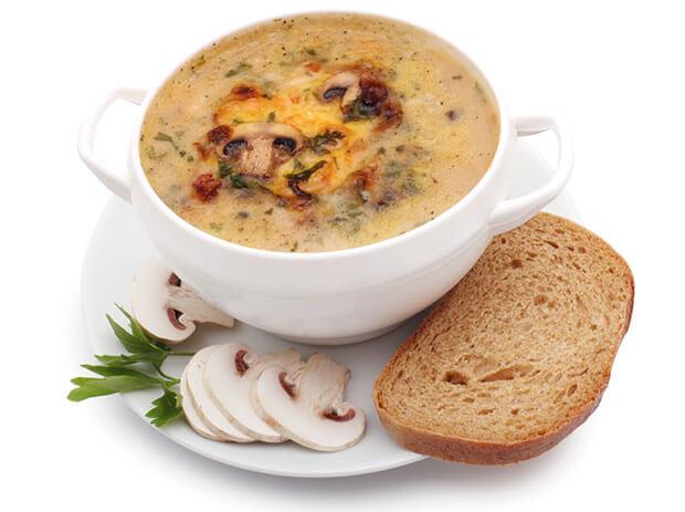 Кухня Словении - гобова юха