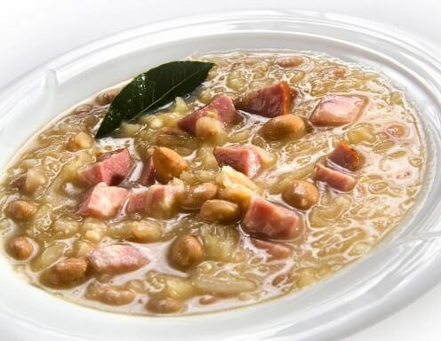 Кухня Словении - йота