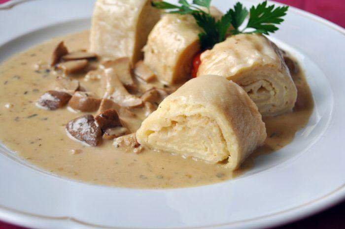 Кухня Словении - штрукли