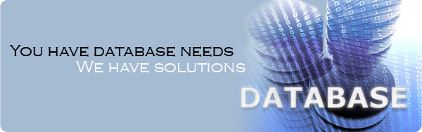 Image result for Database support services
