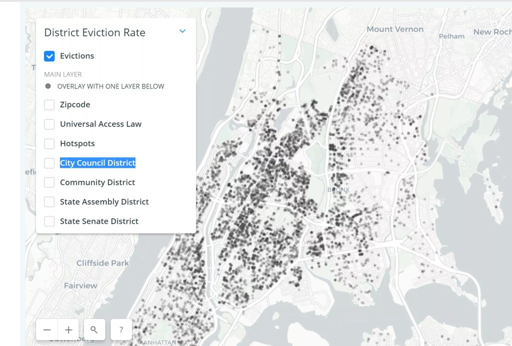 Crisis in The Bronx as Residents Being Evicted At Higher Rate Than