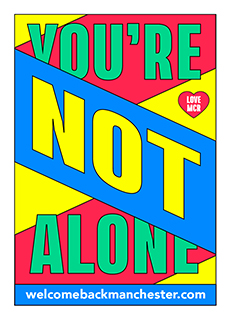 You're not alone poster thumbnail