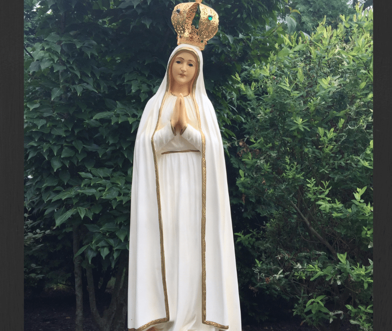Solemn Act of Consecration to the Blessed Mother and so much more!