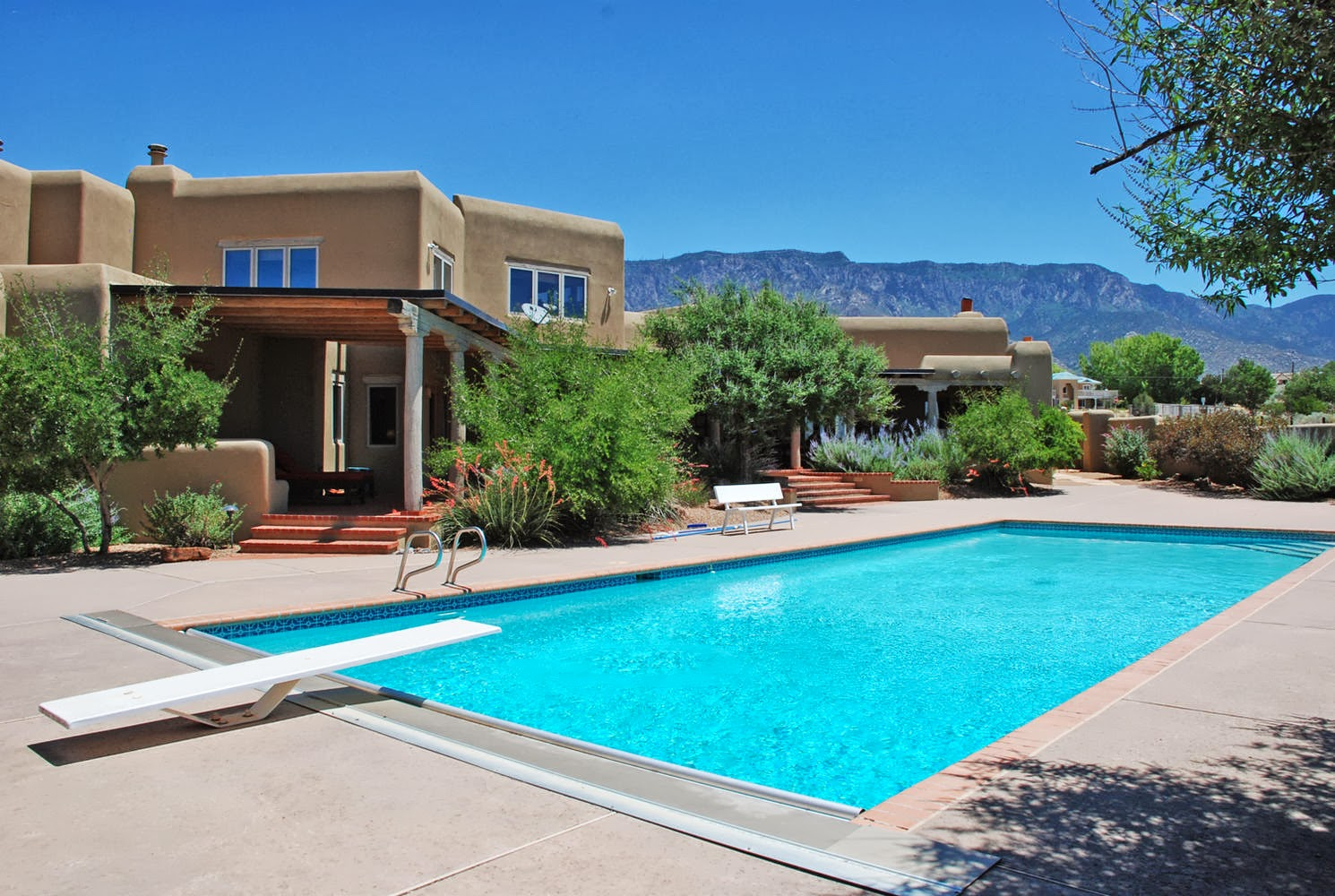 Albuquerque Homes For Sale With A Pool Venturi Realty Group