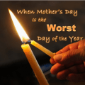 When Mother's Day Is the Worst Day of the Year {& Giveaway Winner Announced!}